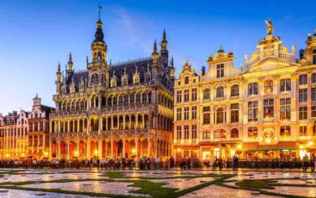 Belçika'da Üniversite Okumak. Belçika Üniversite Fiyatları