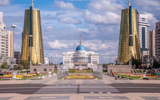 Kazakistan'da Maaşlar. Kazakistan'da Asgari Ücret ve İşçi Ücretleri