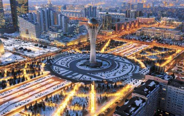 Kazakistan'da Çalışmak. Kazakistan İş İmkanları