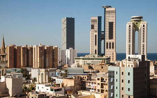 Libya'da Faaliyet Gösteren Türk Firmaları